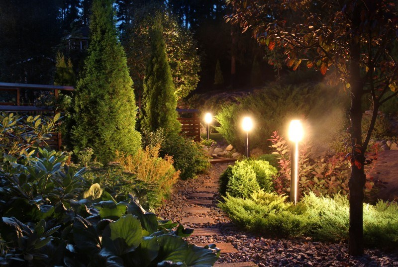 Landscape lighting pensacola outdoor lighting company landscape lighting services aloadofball Gallery