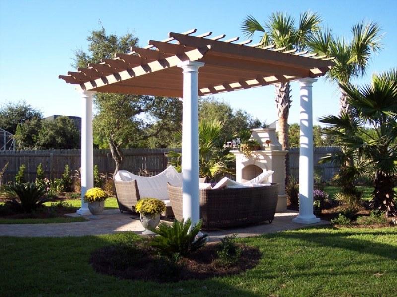 Pergolas - Pergola Design & Installation Pensacola, Gulf Breeze