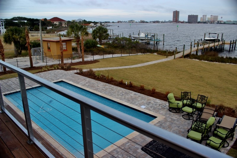 Massey Landscaping Project On Pensacola Beach The